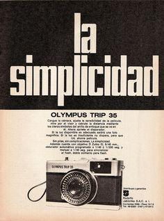 Olympus Trip #ad #camera #olympus