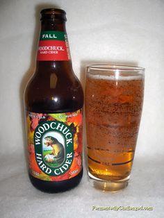 Woodchuck Fall Harvest Seasonal Hard Cider