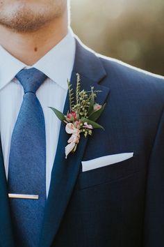 ideas wedding suits men blue navy boutonnieres for 2019 wedding best wedding suits men groom attire navy blue ideas wedding Best Wedding Suits, Wedding Ties, Wedding Groom, Wedding Attire, Trendy Wedding, Perfect Wedding, Dream Wedding, Wedding Blue, Rain Wedding