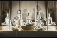 Elemental Design worked closely with Selfridges on the window displays and sculptures which accompanied the launch of the new Body Studio Department.