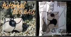 Este es un tutorial para que puedas hacer tu propia bolsa ECO, espero que te animes!         Para empezar ésto es lo que necesitas:        ... Sewing Projects, Projects To Try, O Bag, Purse Tutorial, Free Pattern, Homemade, Quilts, Crafts, Pouches