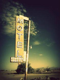 #BagdadCafe #route66 #usa #retro #vintage #EtatsUnis #motel #movie #cinema Route 66, Bagdad Cafe, Digital Art Photography, Fine Art Photo, Rest Of The World, Motel, Professional Photographer, Cinema, It Is Finished