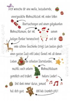 Ich wünsche dir - Doppelkarte - Grafik Werkstatt Bielefeld