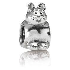 Pandora Kitty Cat Charm
