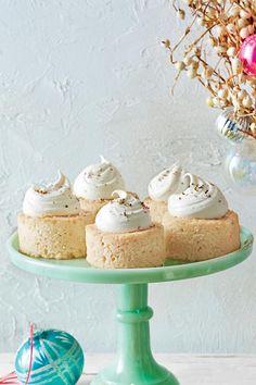 Christmas Dessert Recipes: Milk Punch Tres Leches Cake