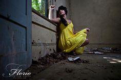 Chapel Hill Abandoned House Photoshoot wtih Kash | Flickr – Compartilhamento de fotos!