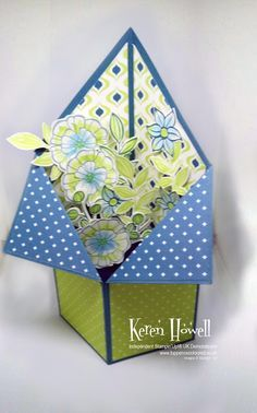 Crafting with Stampin' Up!- and sometimes a cat. - Tuxedo - Ideas of Tuxedo - Crafting with Stampin' Up!- and sometimes a cat. Card Making Templates, Card Making Tutorials, Fancy Fold Cards, Folded Cards, 3d Cards, Easel Cards, Joy Fold Card, Tuxedo Card, Box Cards Tutorial