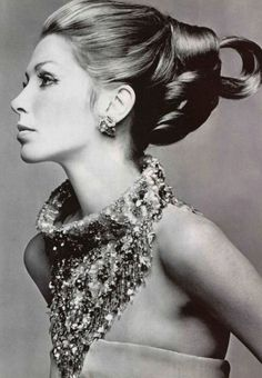 Party hair, 1966. pinned by danarogersphotography.com