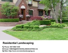 Envision landscaping is the best #Residential #landscaping company with experienced and well-skilled team members. https://bit.ly/2pD3Uls