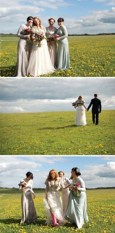 A Romantic Barn Wedding on Bride Bubble - Wedding & Style Blog.