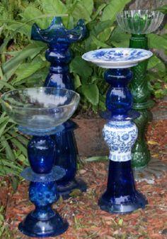 cobolt-blue-glass-birdbath