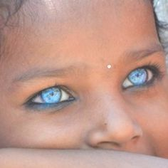 most amazing eyes. Is this for real?