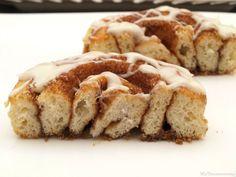 Cinnamon Rolls o Rollos de canela - MisThermorecetas