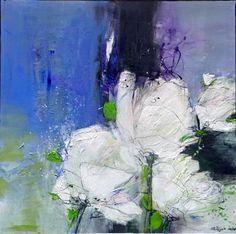 """Philippin, Inge, """"Majestic Flowers 2"""" (36) Mit einem Klick auf """"Als Kunstkarte versenden"""" versenden Sie kostenlos dieses Werk Ihren Freunden und Bekannten."""
