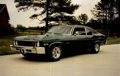 '73 Chevy Nova