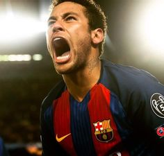 Neymar did everthing against PSG ! Man of the match 💪💪💪 Fc Barcelona, Man Of The Match, Soccer Fans, Neymar Jr, Club, Psg, Champions League, Sports And Politics, Victorious