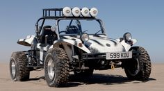 This is one of two finishes of a damn fine buggy that has captured my heart. Kudos to the owner Vw Beach, Beach Buggy, Karting, Manx Dune Buggy, Quad, Vw Baja Bug, Car Station, Off Road Buggy, 4x4