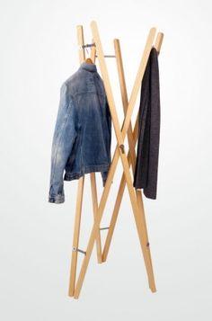 Standgarderobe - Holz - Flur - Diele - modern - Designer - Keilbach