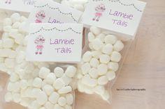 Lambie Tails at a Doc McStuffins Party #docmcstuffins #lambie