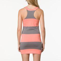 Seacoast Stripe Dress | Vans