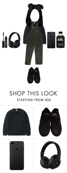 """""""."""" by mooniverse ❤ liked on Polyvore featuring Carhartt WIP, Vans, Beats by Dr. Dre and NARS Cosmetics"""