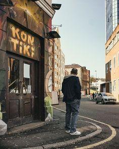 The Indecisive Moment #swansea #kontiki #streetphotography #ricohmafia #streetphoto #urbanexploration #ricohgr2 #pub by visualmattr