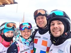 With my best friends skiing  You guys are gonna love the vlog (going up today at 19:00)