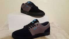 #Osiris #shoes decay #black cyan mens uk size 8 new unboxed skateboarding ,  View more on the LINK: 	http://www.zeppy.io/product/gb/2/122155106014/
