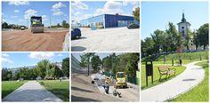 Inwestycyjne lato w Skierniewicach