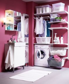 Ikea - lavanderia