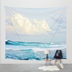 Tapestry| Wall Tapestry |Water Tapestry| Blue Tapestry| Nature Tapestry| Blue Tapestry | Lightweight Tapestry| Indoor/Outdoor| Wall Hanging