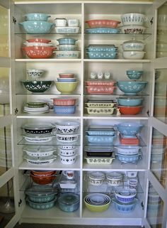 Pyrex collection.  Absolutely LUV!!!