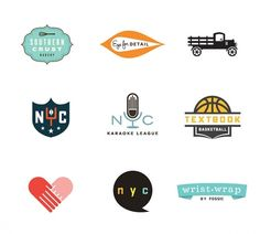 logo inspiration ... Lost Type Co-op | Blog