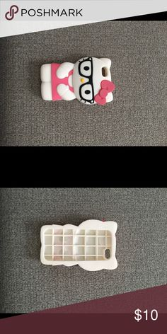 iPhone 5/5s case Hello kitty squishy soft case for iPhone 5/5s Accessories Phone Cases