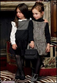 Dolce & Gabbana Bambino Fall Winter 2013 Collection
