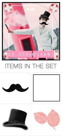 """""""20,000 Set Views"""" by tealia-cxix on Polyvore featuring art, kpop and summer2016"""