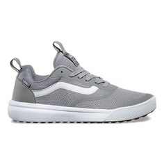 The brand known for classic skater sneakers, Vans, just released its newest style: the UltraRange Rapidweld sneakers. Tenis Vans, Vans Sneakers, Vans Shoes, Converse, Vans Footwear, Grey Shoes, Cute Shoes, Me Too Shoes, Grey Vans