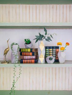 Geometrics plus plants by @krizzzo equals love. #StyleItShootItShareIt