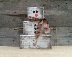 me ~ Distressed Rustic Wooden Snowmen, Christmas Decor, Reclaimed Wooden Snowmen, Primitive Christmas, Winter Decor Primitive Christmas, Wooden Christmas Crafts, Christmas Garden, Primitive Snowmen, Christmas Snowman, Rustic Christmas, Christmas Projects, Winter Christmas, Crafts To Sell