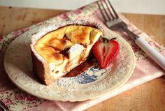 Rhubarb Custard Tarts