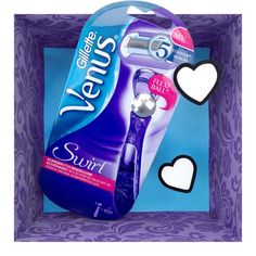 dm-Produkttester: Gillette Venus Gillette Venus Swirl