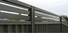 Znalezione obrazy dla zapytania colorbond fence