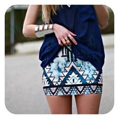 Tribal skirt <3