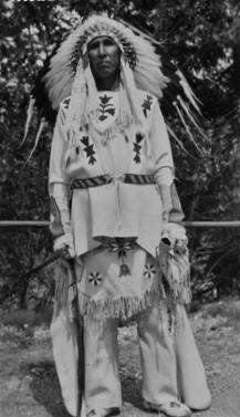 Medicine Shield - Blackfoot (Siksika) - circa 1940