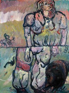 georg baselitz paintings | Like this: