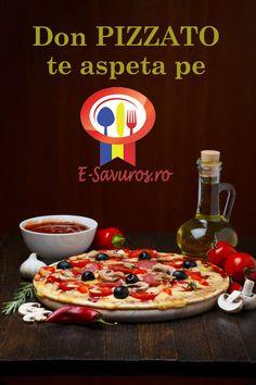 Comanda pizza online!