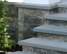 New York Bluestone (also Known As Pennsylvanian Bluestone) Is A Natural Stone  Stair Tread Known For Its Blue Gray Color.