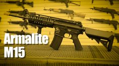 ASG Armalite M15 S.I.R. Airsoft Rifle Overview - Proline