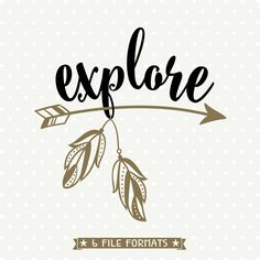 Explore SVG file, Sublimation Transfer JPG file, Adventure Tshirt svg design, Iron on file, Arrow svg, SVG stencil file by queenSVGbee on Etsy