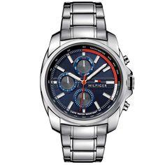 Relógio Tommy Hilfiger Masculino Aço - 1791081